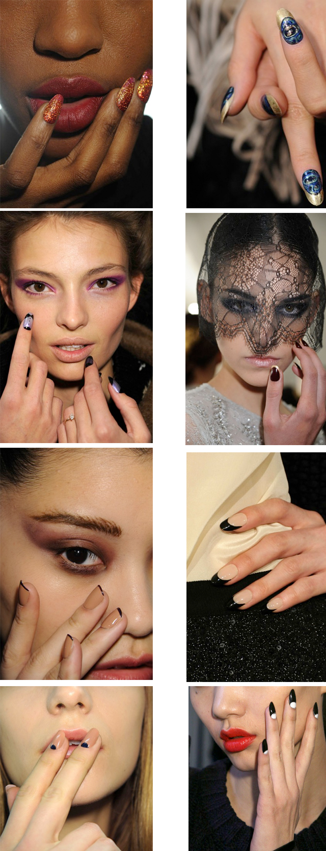 2011 Fall and Winter 2012 Nail Polish Trends