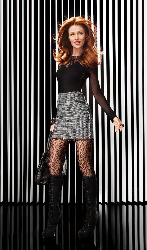 Bebe Fall 2011 Lookbook and Collection