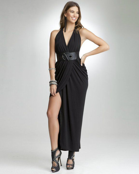 Trend Alert : High-Slit Dresses and Skirts