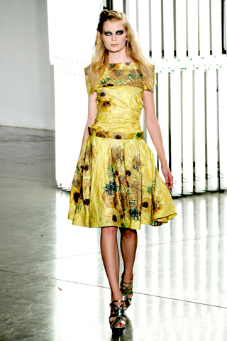 Rodarte Spring Summer 2012 RTW Collection