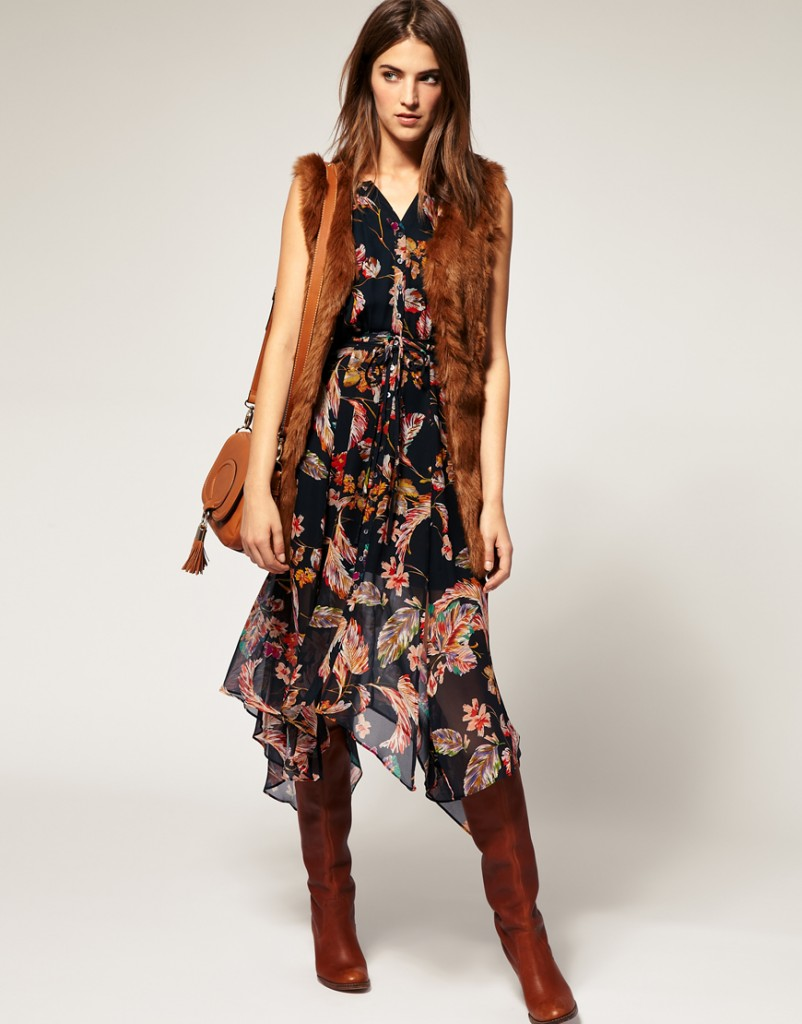70's Fashion Trend for Fall 2011