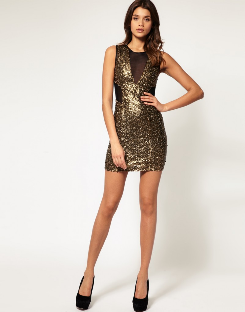 2011 Holiday Dresses - Sequins 3