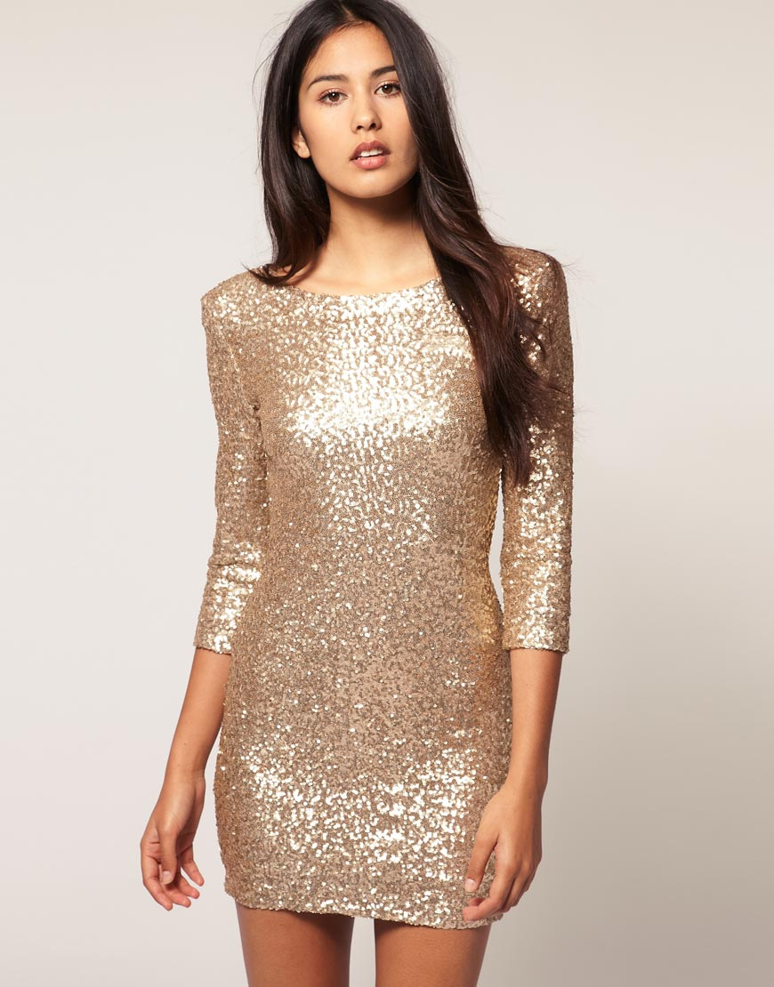 2011 Holiday Dresses - Sequins 7