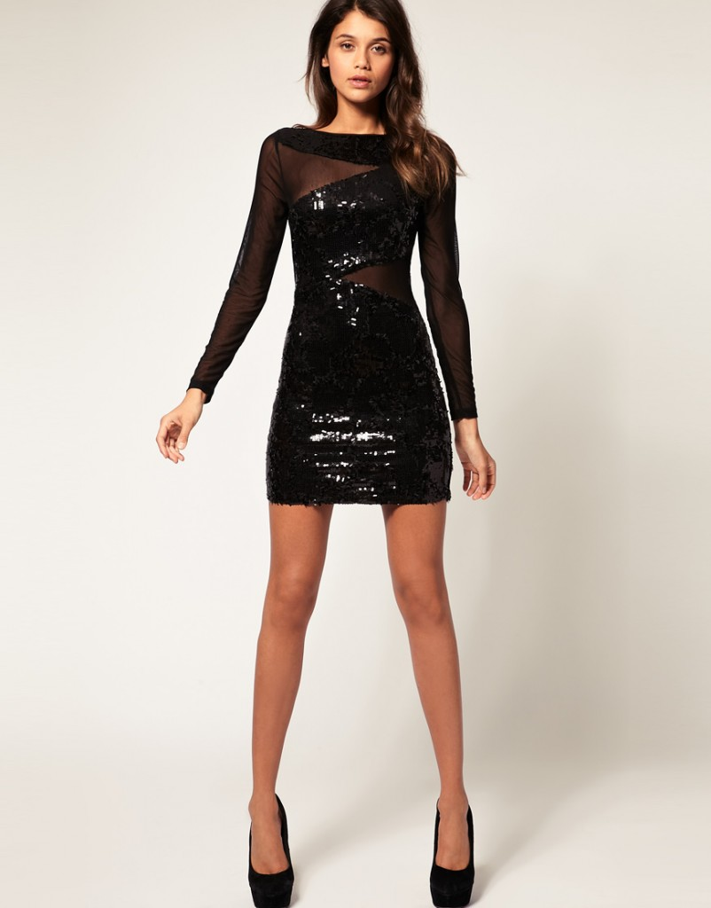 2011 Holiday Dresses – Sequins