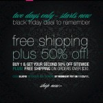 More Black Friday and Cyber Monday Deals for 2011