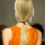 Spring and Summer 2012 Hairstyles - Ponytails 5