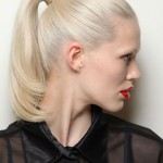 Spring and Summer 2012 Hairstyles - Ponytails 6