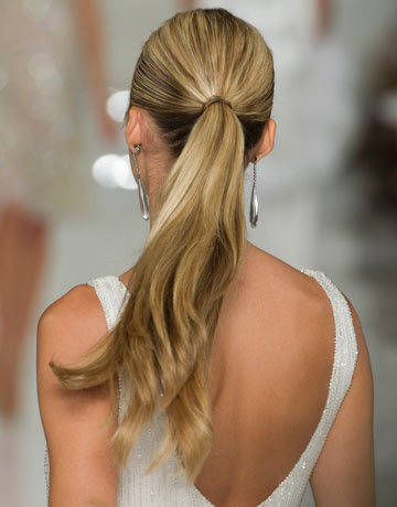 Spring / Summer 2012 Hairstyles – Ponytails