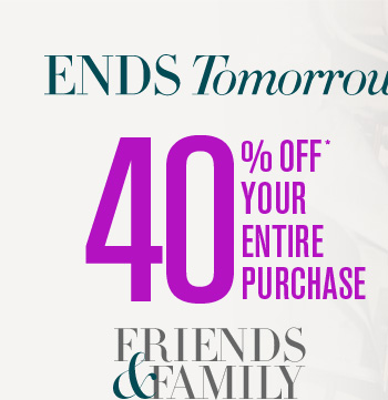 Sale Alert – The Loft Friends and Family Sale 40% Off