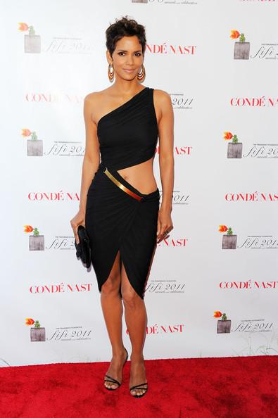 Celebrity Trend Alert - Cut-Out Dresses 6